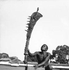 OGUN OF-- ABOMEY BENIN 1948